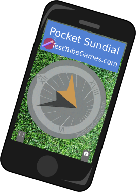 Pocket Sundial on iPhone