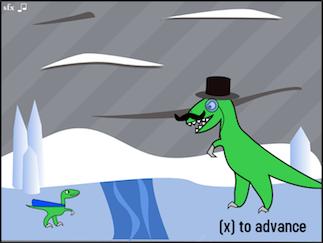 Velocity Raptor Released! | TestTubeGames Calendar